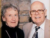 Charles '46 and Nancy Brink