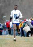 Peter Kosgei '10<br>(Hanover College photo)
