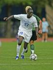 Max Akuamoah-Boateng '09 (John Hubbard photo)