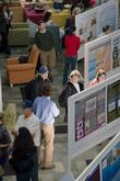 Students will present their summer research at Family Weekend poster sessions.