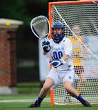Kate Fowler '10 tied a career-high with 14 saves