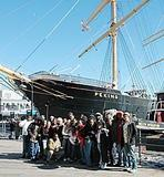 The Study Buddies visited South Street Seaport on their annual field trip to New York.