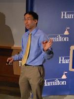 Associate Professor of Economics Stephen Wu