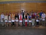 2011-12 SAAC Scholar-Athlete Award Winners