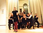 All of Hamilton's a capella groups performed in the Chapel on Friday night.