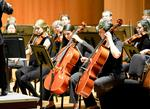 The College Orchestra had two performances during the weekend.