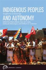 Erich Fox Tree wrote a chapter in the book <em>Indigenous Peoples and Autonomy: Insights for a Global Age</em>.
