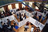 Poster Session at the Events Barn