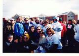 Members of Hamilton's 2002 Heart Run team.