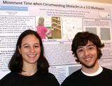 Deborah Barany '11 and Anthony Sali '10