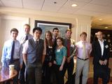 Program in Washington students at the American Enterprise Institute.