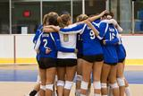 The Hamilton College women's volleyball team earned the American Volleyball Coaches Association Academic Team Award for 2010-11.