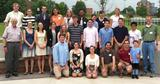 Participants in the 2013 Summer Organic Research Symposium