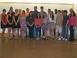 Participants in the annual Summer Organic Research Symposium