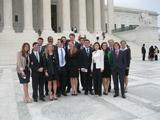 Program in Washington students at the U.S. Supreme Court