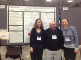 Jen Borton, Mark Oakes and Sarah Dreyer-Oren '12 presented at the SPSP meeting in Austin, Texas.