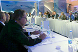 Professor Alan Cafruny participated in the 12th Annual Meeting of the Valdai International Discussion Club in Sochi.