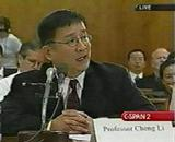 Professor of Government Cheng Li