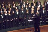 The Hamilton College Choir.