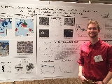Alexander Doig '16 received an Outstanding Undergraduate Poster Award for his presentation at the Geological Society of America Northeastern Section meeting.