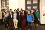 Front: Merisa Dion, Sitong Chen, Holly Chen, Aleta Brown, and Sterling Xie. Back: Phoebe Greenwald, Jessica Tang,Jake Blount, Bennett Glace, Jessye McGarry, Connor O'Brien and Zoe Bodzas.