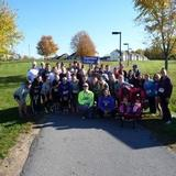 Hamilton community members took part in the first Alexandra Kogut Memorial 5K on Oct. 12.