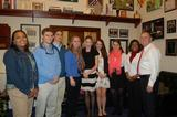 Program in Washington students with Rep. Richard Hanna.
