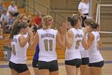 The Hamilton College women's volleyball team earned the American Volleyball Coaches Association Academic Team Award for 2008-09.