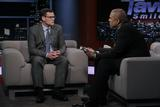 Philip Klinkner with Tavis Smiley