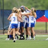 Hamilton is No. 1 in the Lacrosse Magazine 2011 women's Division III preseason Top 20 poll.