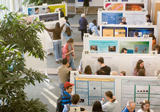 Levitt Center and science poster sessions will take place on Friday.