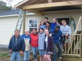 Hamilton students on a previous ASB trip to South Carolina.