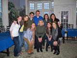 Senior members of HCEMS with director Diann Lynch.