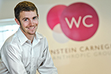 Eil Shakun '16 at Weinstein Carnegie Philanthropic Group.