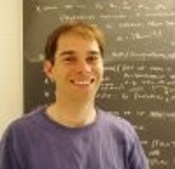 Assistant Professor of Physics Seth Major