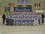 2009-10 Hamilton College men's hockey team