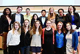 The 2016 Three-Minute Thesis competition contestants.