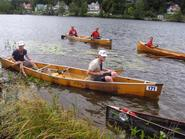 The Canoe Classic takes place over three days in the Adirondacks.