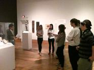 "Students in ""Religion, Art, and Visual Culture"" explore Islamic Art at the Harvard Art Museum."