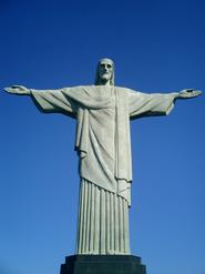 The women's soccer team will see the Christ the Redeemer statue in Rio de Janeiro on August 14.