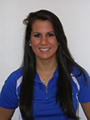 Assistant Coach Brittany Brigandi