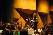 Music Department Hosts Conductors' Workshop