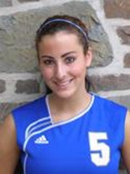 Amanda Cohen '13 was selected for the all-tournament team
