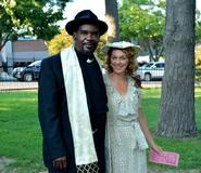 Mark Cryer and Brenda-Lee Tyler Rabine '88