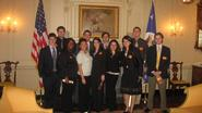 DC Program students at the Department of State.