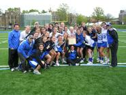 2010 Liberty League women's lacrosse champions