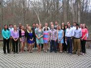 2012-13 SAAC Scholar-Athlete Award Winners