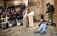 Hamilton Actors and Police Respond to Crisis
