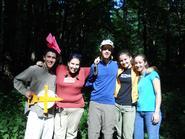 Daniel Feinberg, Bethany O'Meara, Matthew Combs, Dilyana Mihaylova, Ana Fernandez-Menjivar