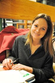 Adriana Fracchia '14